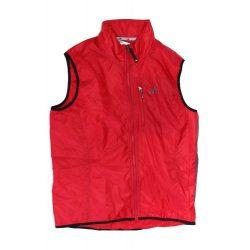 Adidas férfi piros mellény M