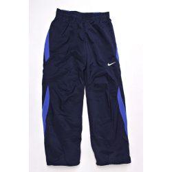 Nike fiú kék tréning melegítő szabadidőruha nadrág M (140-152 cm) /kamplvm20210629 Várható érkezés 08.10