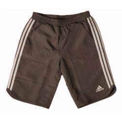 Adidas fiú szürke  bermuda rövidnadrág 98 /kamp202011lvm várható érkezés:12.10
