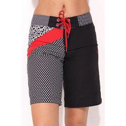 Reebok női fekete  bermuda rövidnadrág 34-XS/S /kamp202011lvm várható érkezés:12.10