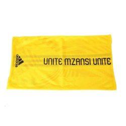 Adidas férfi sárga sál EGYS. P00376 /várható érkezés: 11.05