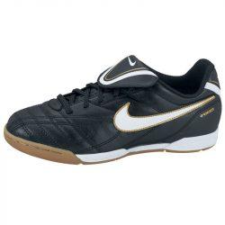 Nike fiú fekete futballcipő 38 /kamplvm20210629 Várható érkezés 08.10