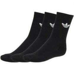 Adidas férfi fekete zokni 35-38 P02272 /várható érkezés: 11.05