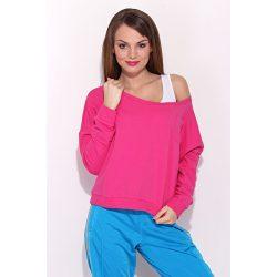 Adidas női rózsaszín pulóver 42 V33593 /várható érkezés: 11.05