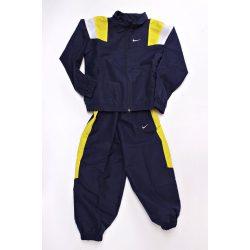 Nike kisfiú kék jogging tréning melegítő szabadidőruha melegítő szabadidőruha XL (122-128 cm) /kamplvm20210629 Várható érkezés 08.10