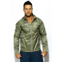 Reebok férfi  zöld  széldzseki kabát jackie kabát S /kamp202011lvm várható érkezés:12.10