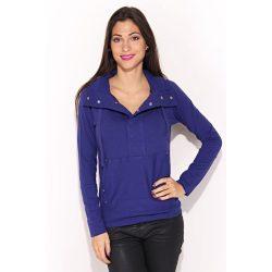 Reebok női kék pulóver 32-XS K13716 /várható érkezés: 11.05
