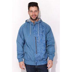 Reebok férfi kék széldzseki kabát kabát kabát S K24762 /várható érkezés: 11.05