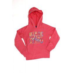 Reebok gyerek rózsaszín pulóver 128 cm K89083 /várható érkezés: 11.05