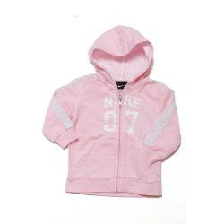 Nike gyerek rózsaszín pulóver 68-75 cm 404437/616 /várható érkezés: 11.05