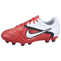 Nike fiú piros futballcipő 38.5 /kamplvm20210629 Várható érkezés 08.10