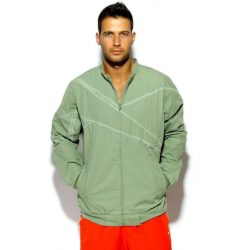 Reebok férfi   zöld átmeneti kabát M