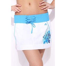 Adidas női fehér-kék szoknya 38