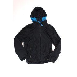 Reebok férfi fekete  széldzseki kabát jackie kabát S