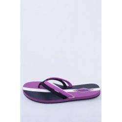 Reebok női fekete-lila papucs 41 /kamplvm20210629 Várható érkezés 08.10