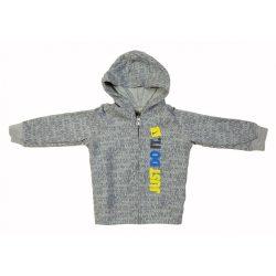 Nike gyerek szürke pulóver 80-86 cm 426068/063 /várható érkezés: 11.05