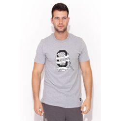 Nike férfi póló szürke S
