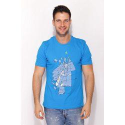 Adidas férfi kék póló M O04239 /várható érkezés: 11.05