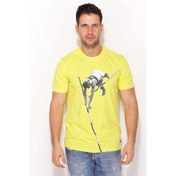 Adidas férfi sárga póló L X44781 /várható érkezés: 11.05