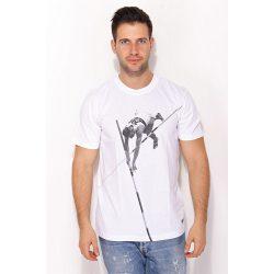 Adidas férfi fehér póló M X44779 /várható érkezés: 11.05