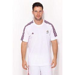 Adidas férfi fehér póló M X12479 /várható érkezés: 11.05