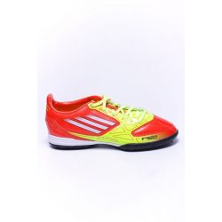 Adidas gyerek narancssárga futballcipő 38