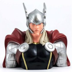 Marvel Thor money doboz bust 20cm gyerek