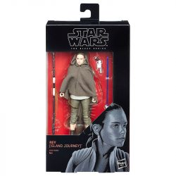 Star Wars Csillagok Háborúja Episode VIII Rey Island Journey figura 15cm gyerek