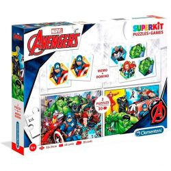 Marvel Avengers Bosszúállók SuperKit gyerek