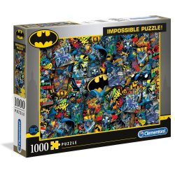 DC Comics Batman Impossible puzzle 1000pcs gyerek