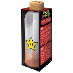 üveg cristal Super Mario Bros Nintendo 1030ml gyerek