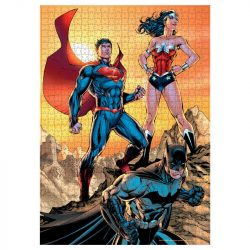 DC Comics Justice League puzzle 1000pcs gyerek