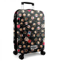 Stranger Things Bits gurulós táska bőrönd 4w 54cm gyerek
