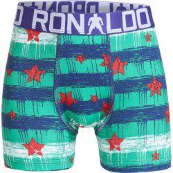 Cristiano Ronaldo gyerek alsónadrág 2db-os 8400-51-446 zöld kék/zöld kék 13/15