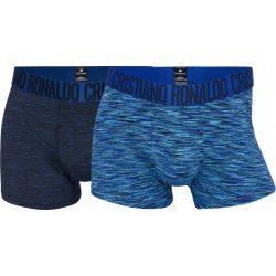 Cristiano Ronaldo férfi alsónadrág 2db-os 8502-49-433 kék mintás/kék minta M