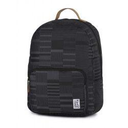 The Pack Society fekete hátizsák táska 42x31x14 cm 184CPR702.70 /kamp20210205