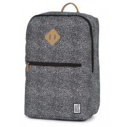 The Pack Society fekete hátizsák táska 46x31x19 cm 184CPR706.72 /kamp20210205