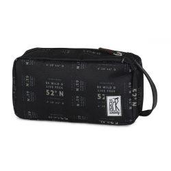 The Pack Society fekete neszeszer táska 12x23x8 cm 194CPR690.70 /kamp20210205