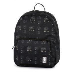The Pack Society fekete hátizsák táska 42x31x14 cm 194CPR702.70 (1) /kamp20210205