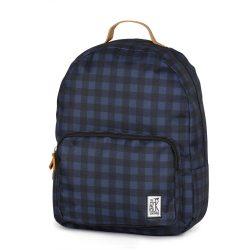 The Pack Society kék fekete hátizsák táska 42x31x14 cm 194CPR702.75 (1) /kamp20210205