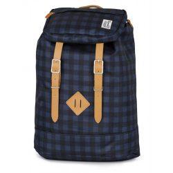 The Pack Society kék fekete hátizsák táska 46x31x17 cm 194CPR703.75 (1) /kamp20210205