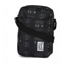 The Pack Society fekete válltáska táska 20x15x5 cm 194CPR751.70 /kamp20210205
