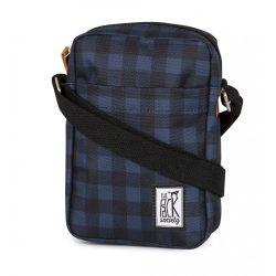 The Pack Society kék fekete válltáska táska 20x15x5 cm 194CPR751.75 (1) /kamp20210205
