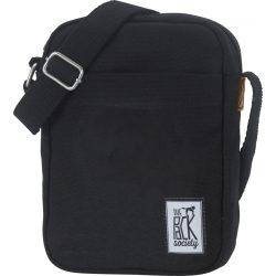 The Pack Society fekete válltáska táska 20x15x5 cm 999CLA751.01 /kamp20210205