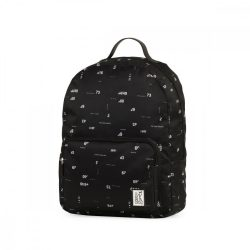 The Pack Society fekete hátizsák táska 42x31x14 cm 174CPR702.70 /kamp20210205