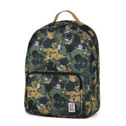 The Pack Society zöld camo hátizsák táska 42x31x14 cm 181CPR702.74 (1) /kamp20210205