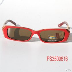 Fossil napszemüveg Vera Cruz Tomato PS3509616 /kac
