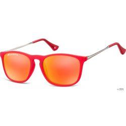 Montana Swiss Design - gyerek napszemüveg piros /kac
