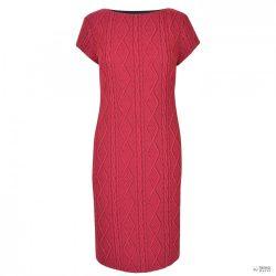 MOSCHINO kötött ruha női rózsaszín /kac