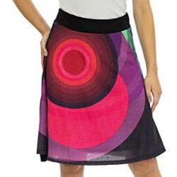 Desigual női szoknya S színes /kac